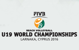 FIVB U19 Beach Volleyball World Championships 2016